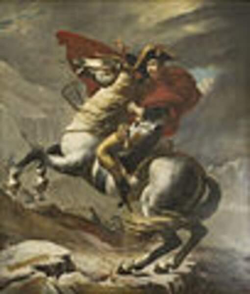 Les tableaux trop parfaits de Napoléon
