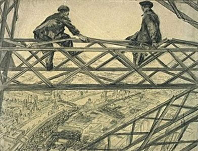 L'homme qui a vendu la tour Eiffel
