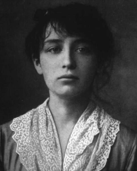 Camille Claudel et Auguste Rodin : de l'idylle à l'asile.