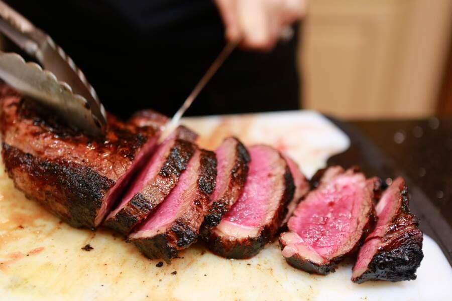 La viande rouge est cancérogène