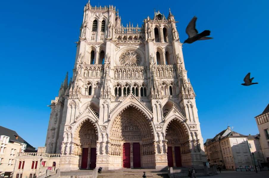 Jésus s'est arrêté à Amiens