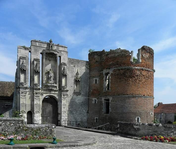 1 - Au château de Nantouillet, le Cardinal roulait sur l'or