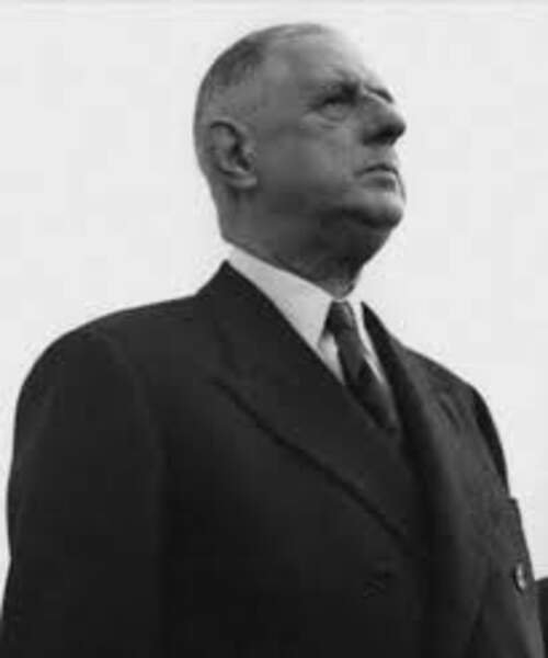 Le champagne Drappier de De Gaulle