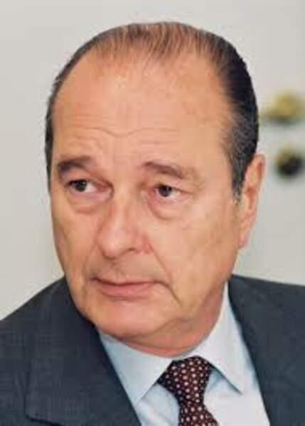 La tête de veau de Chirac