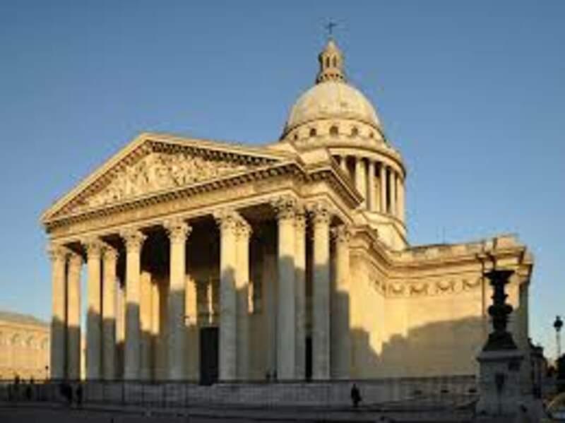 Pierre et Marie Curie reposent au Panthéon