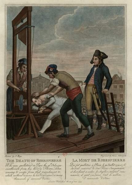 Il a d'abord été contre la peine de mort