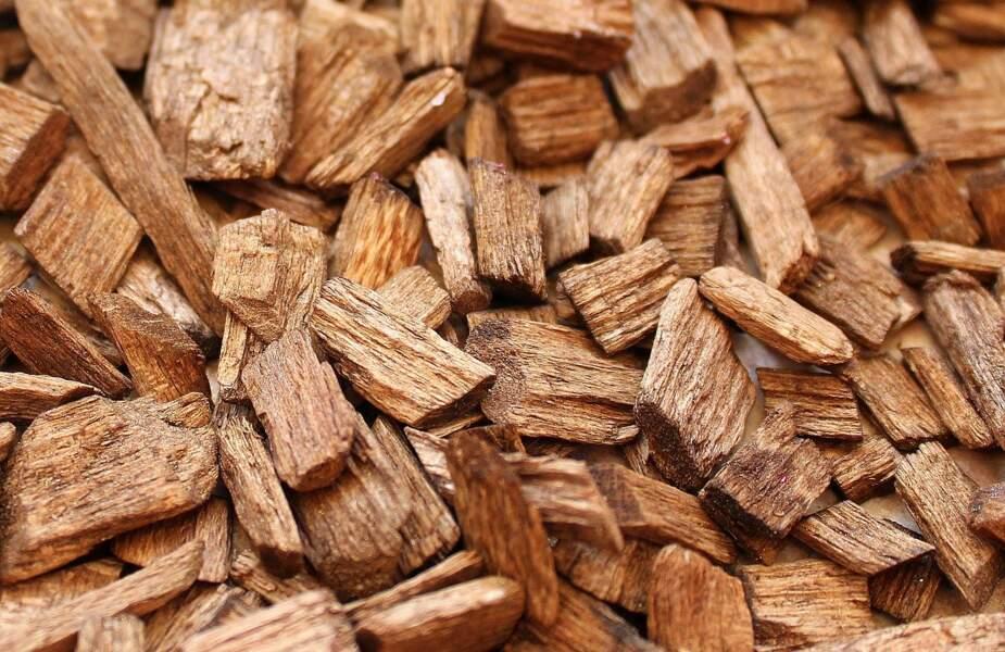 3/ Du bois local pour les chaudières