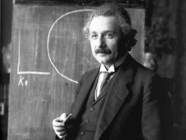 Les infos insolites sur Albert Einstein