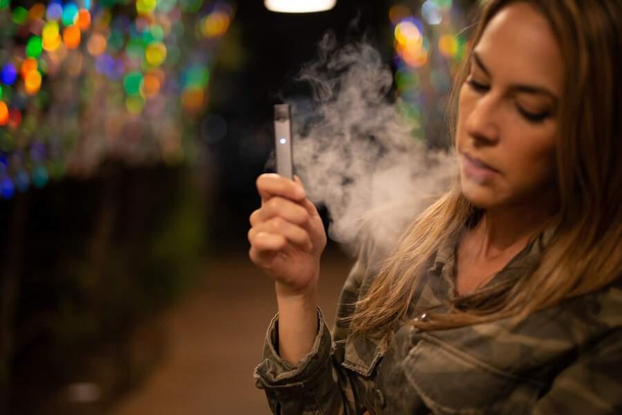 Vapoter est moins nocif que fumer
