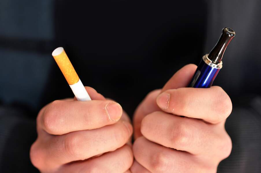 Elle aide à arrêter la cigarette