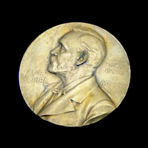 14. Le prix Nobel de la paix lui échappe cinq fois