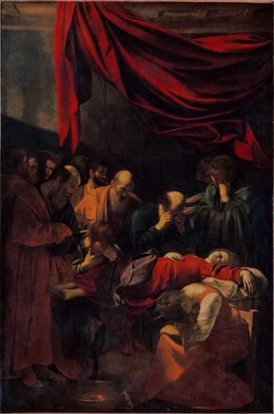 """""""La Mort de la Vierge"""" de Caravage est un sacrilège."""