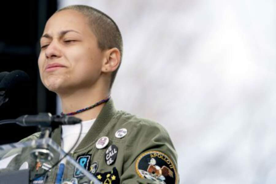 Etats-Unis, Emma Gonzalez : interdire les armes à feu