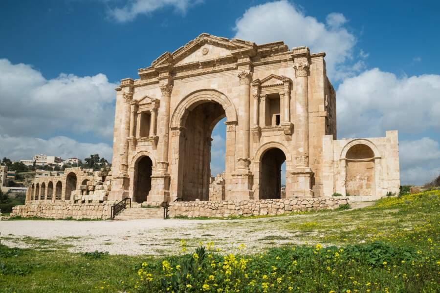 Arc de Caracalla à Djemila (Algérie)