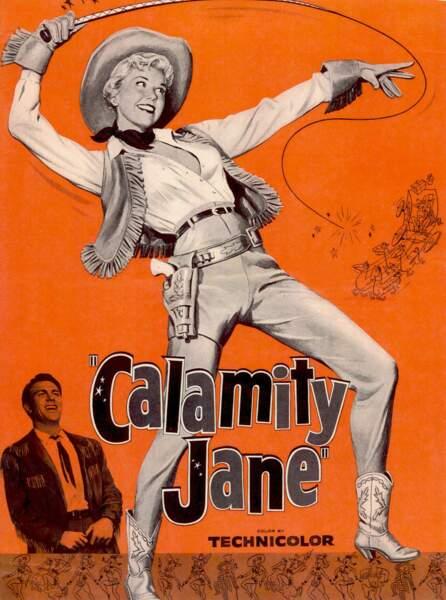 Calamity Jane, seule sur les chemins dès l'adolescence