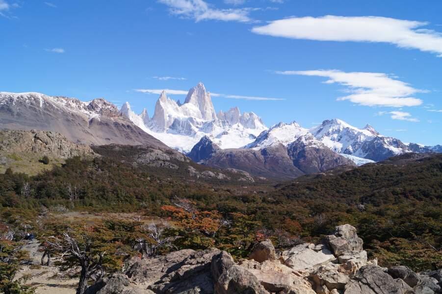 Désert de Patagonie- 673 000 km²