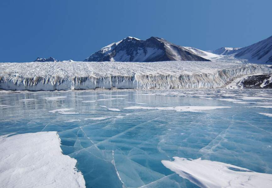 Antarctique - 14 000 000 km²
