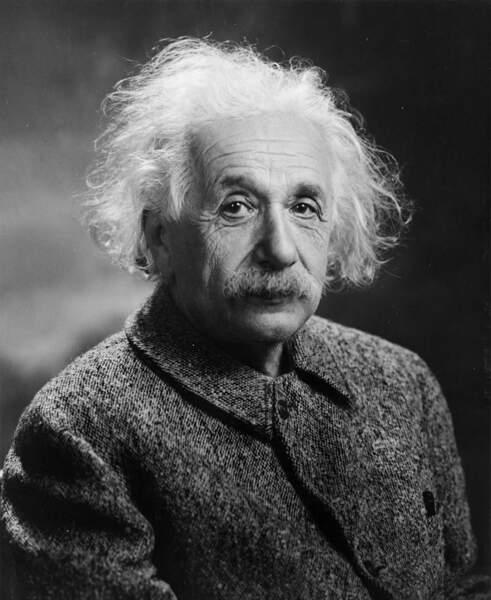 Elle noue une grande amitié avec Albert Einstein