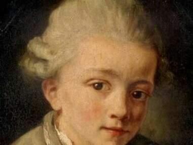 La vie insolite de Mozart