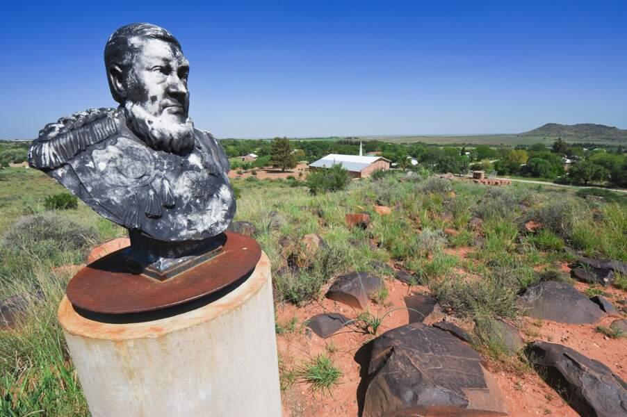 Les millions perdus de Kruger (Afrique du Sud)