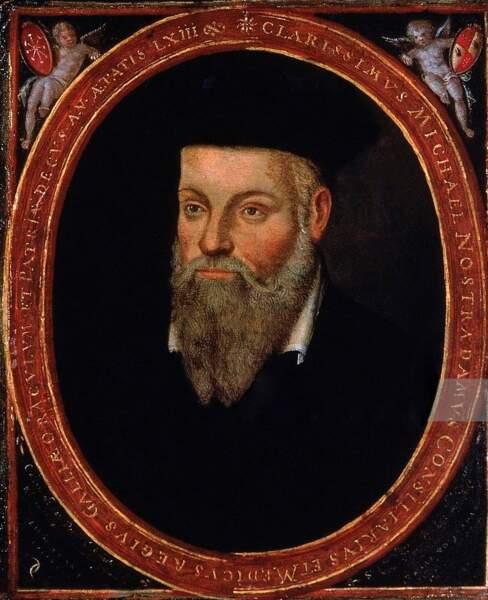 Nostradamus, prince des prophètes