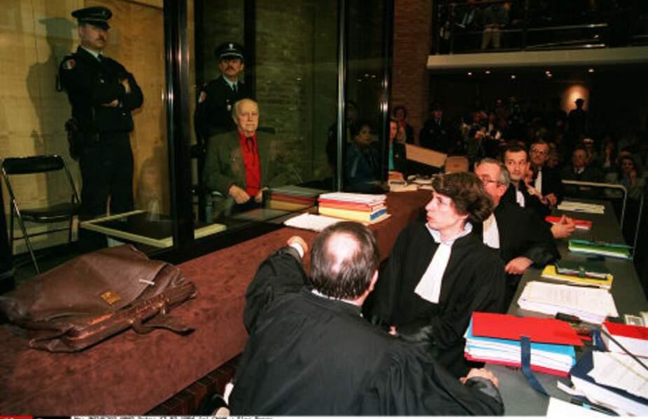 1994: le procès Paul Touvier