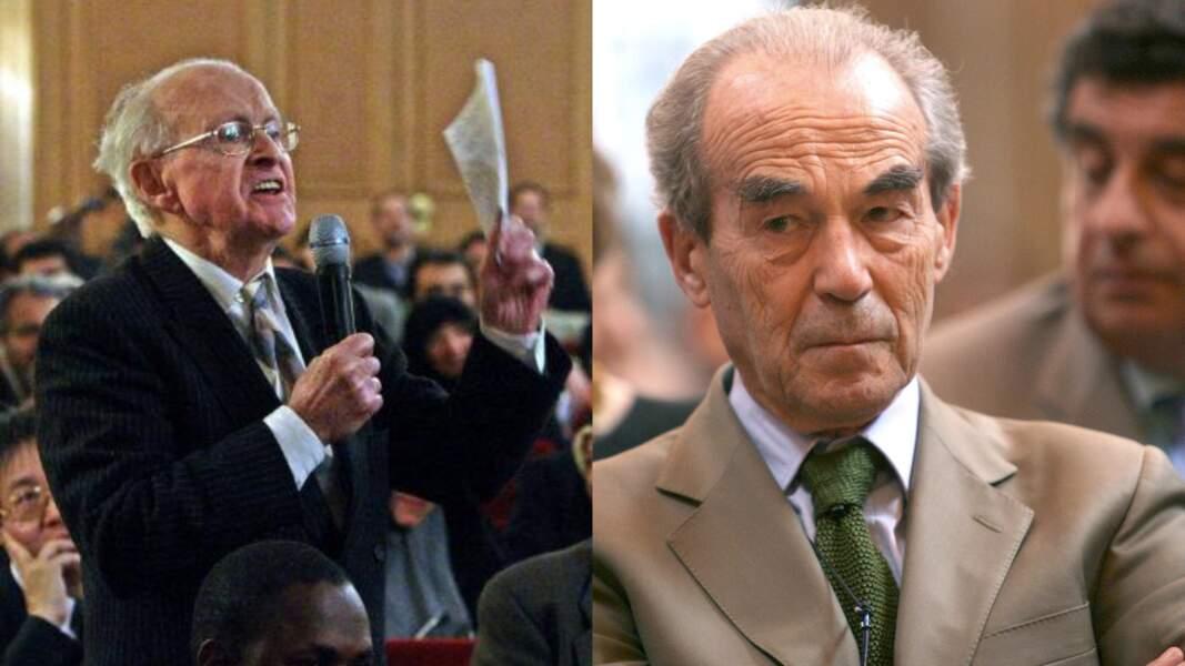 2007: le procès Badinter-Faurisson