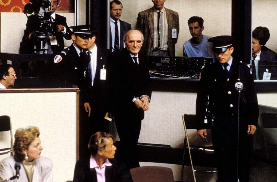 1987: le procès Klaus Barbie