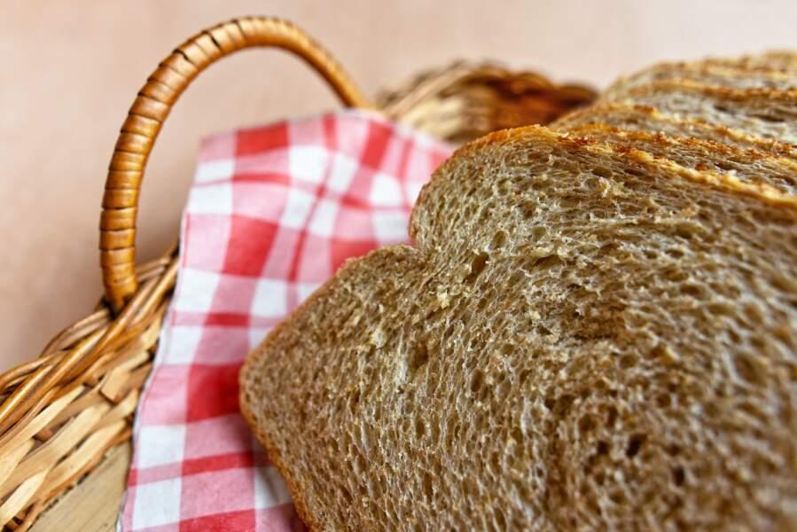 Le pain complet est-il meilleur ?