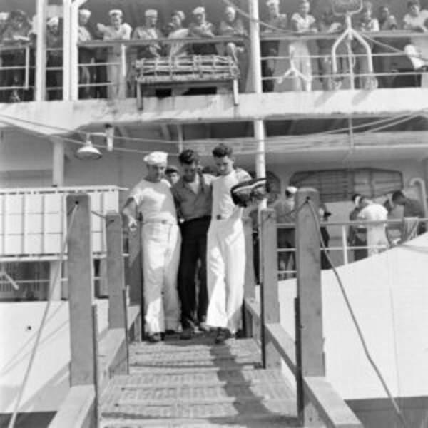 La malédiction du croiseur qui a acheminé l'engin explosif