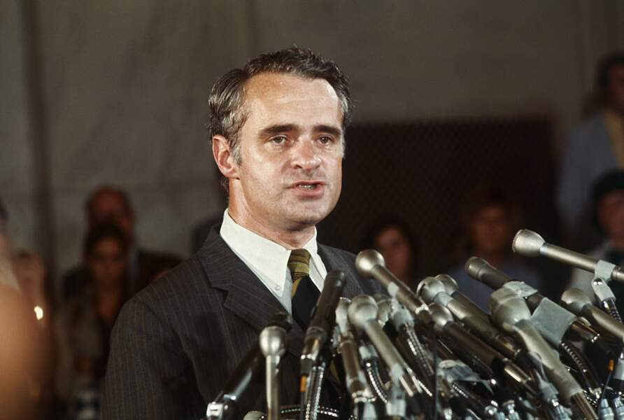1972 : Des révélations sur la santé mentale de son colistier font vaciller le candidat démocrate McGovern
