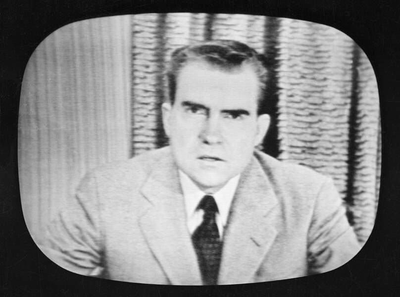 1952 : Richard Nixon visé par des accusations de corruption...