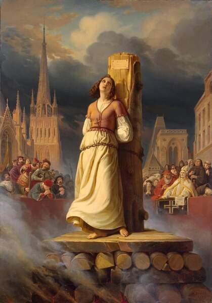 10. On l'a canonisée très peu de temps après sa mort