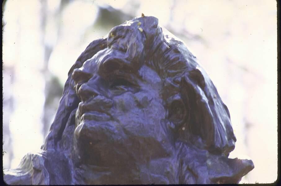 Le scandale de la statue de Rodin