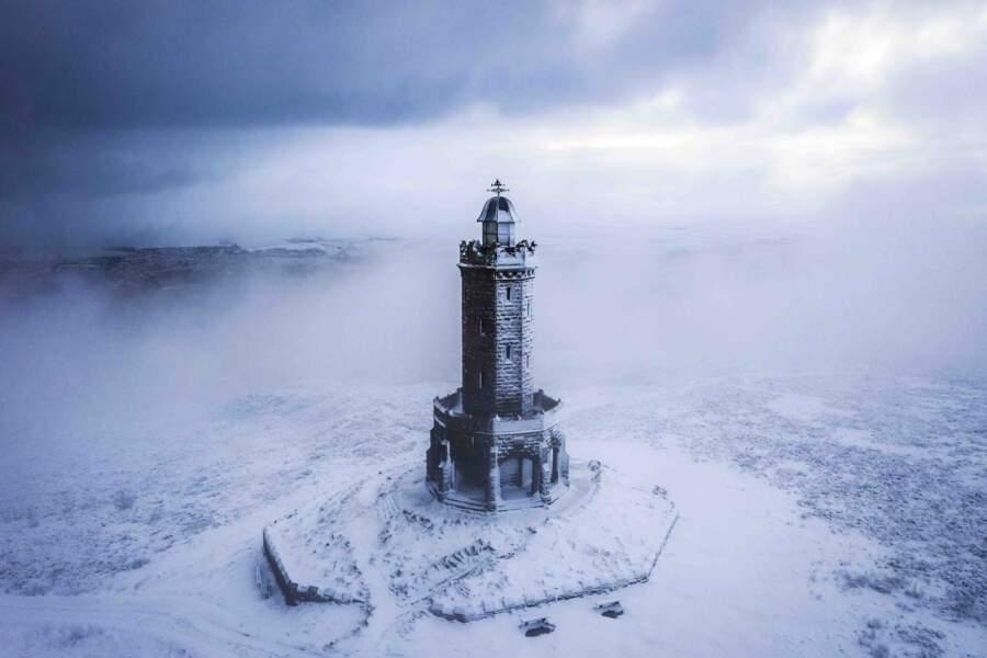 Winter is coming dans le Lancashire en Angleterre