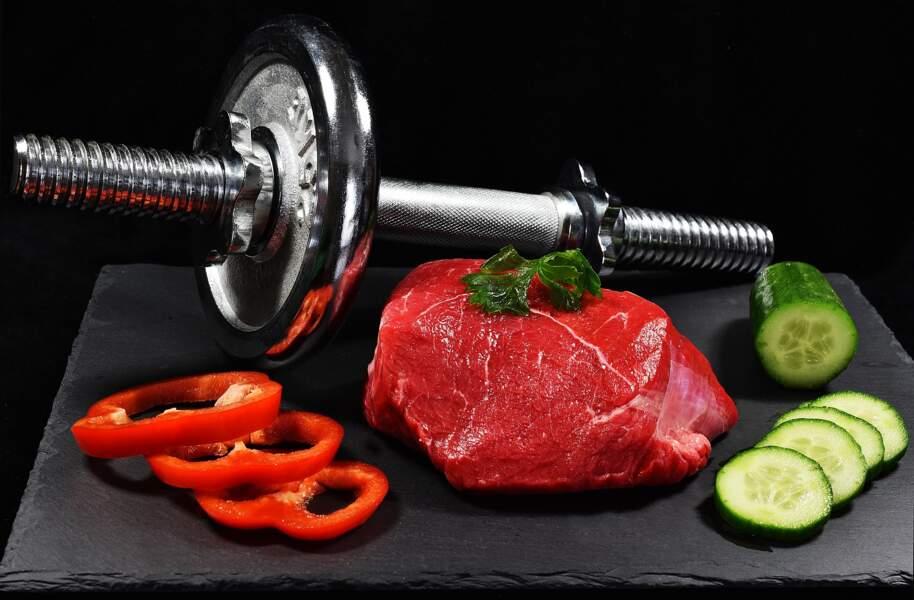 7. Le sport ouvre l'appétit