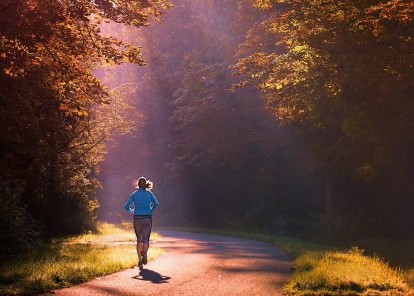 1. Mieux vaut faire du sport le matin à jeun