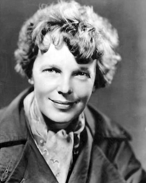 Mais où est passé l'avion d'Amélia Earhart