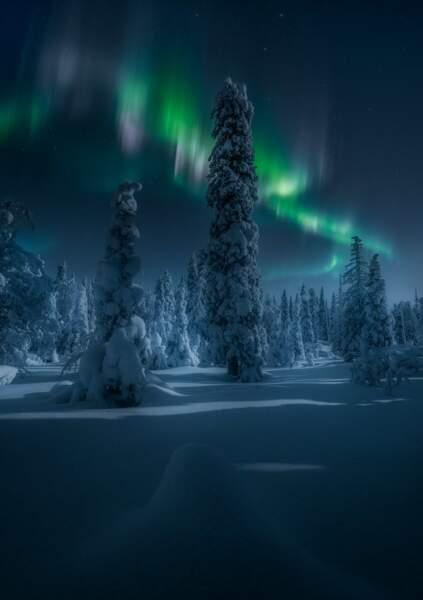 """""""La Finlande de nuit"""""""