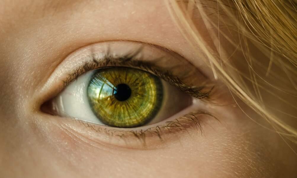 5 - Clignez des yeux régulièrement.