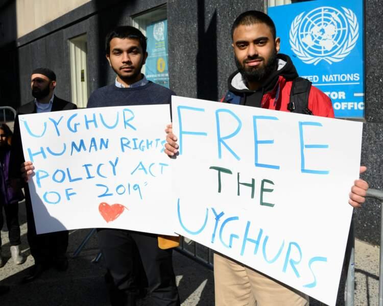 La situation des Ouïghours en Chine mise en lumière