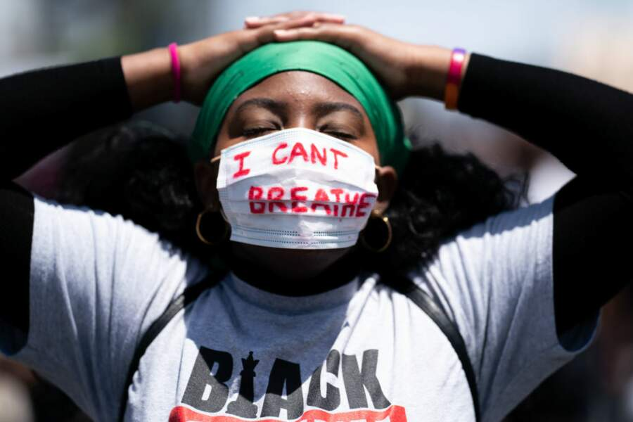 Le mouvement Black Lives Matter