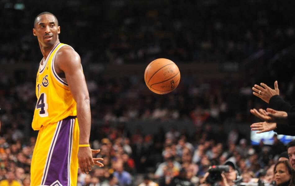 La mort de Kobe Bryant