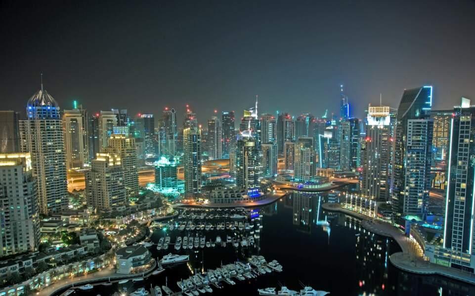 1er octobre 2021 : Ouverture de l'exposition universelle à Dubaï