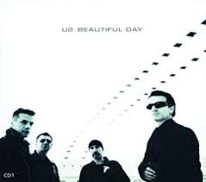 Beautiful day, U2