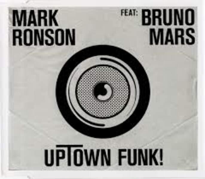 Uptown Funk, Mark Ronson