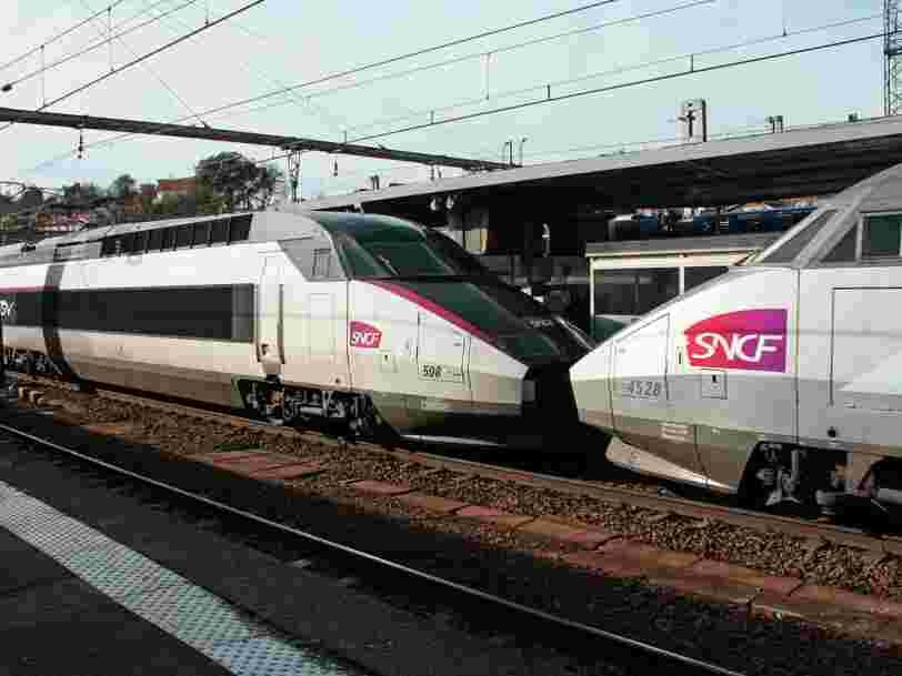 La SNCF brade ses cartes de réduction à -50% pour la rentrée