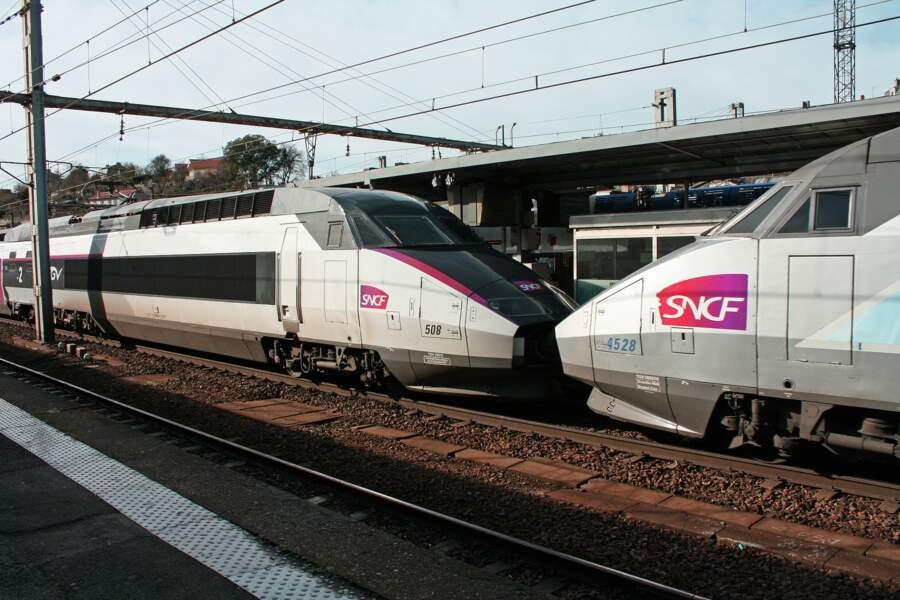 Marseille est à seulement 3 heures de Paris en TGV