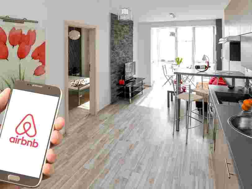 Voici les mesures que Airbnb va prendre pour sécuriser les locations suite à une fusillade dans un appartement en Californie