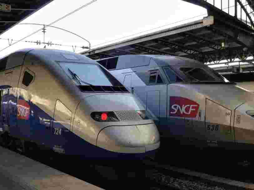 La SNCF réfléchirait à plafonner le prix des billets de TGV en 2021